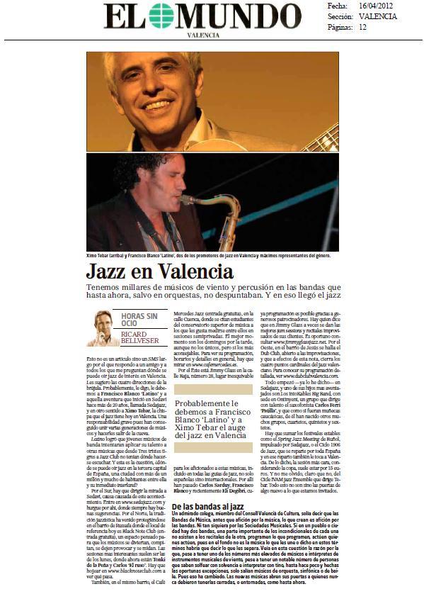 El Mundo Valencia