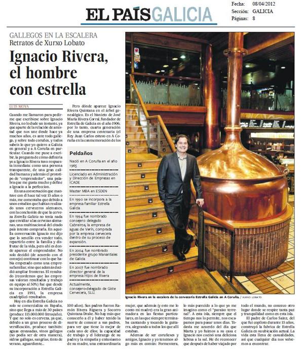 Entrevista Ignacio Rivera