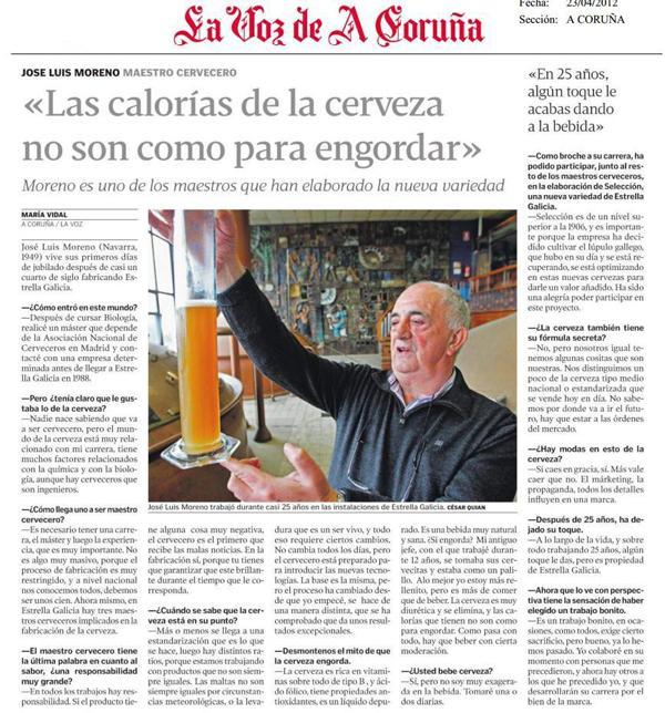 Entrevista Sr. Moreno