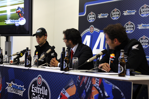 Rueda de prensa Estoril