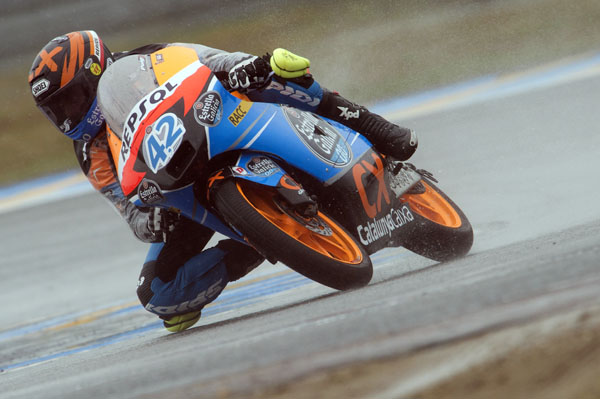 Monlau Team 2012 - Le Mans GP