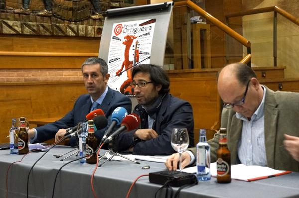 Presentación Festival de Ortigueira