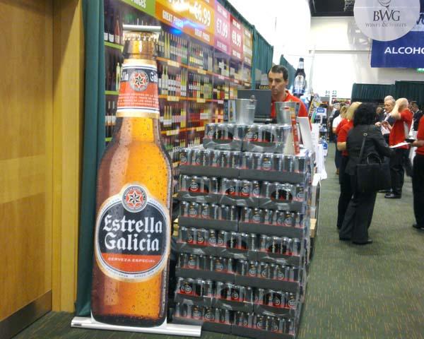 Estrella Galicia en Irlanda