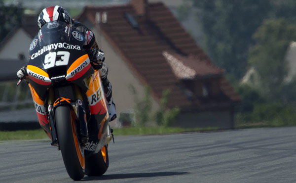 Monlau Team 2012 GP Sachsenring