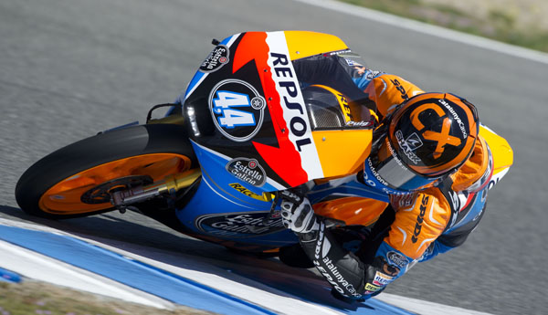 Monlau Team 2012 Test Moto2 and Moto3