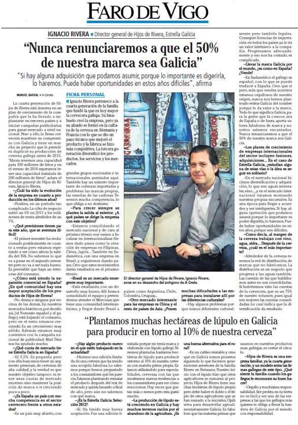 Entrevista a Ignacio Rivera