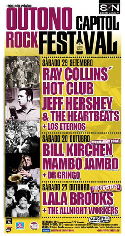 outono rock - capitol festival