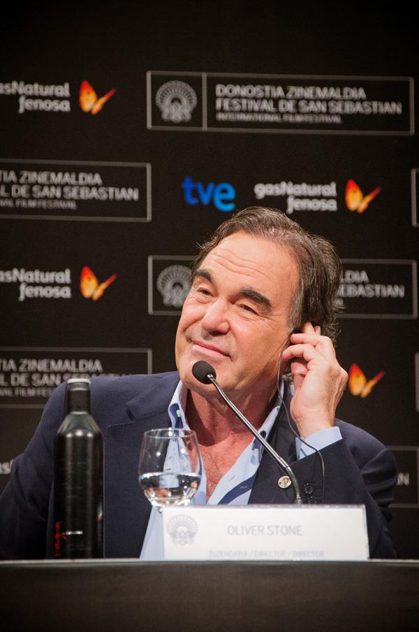 Rueda de prensa Zinemaldia