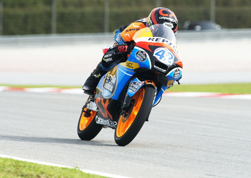 Monlau Team 2012 - GP Sepang