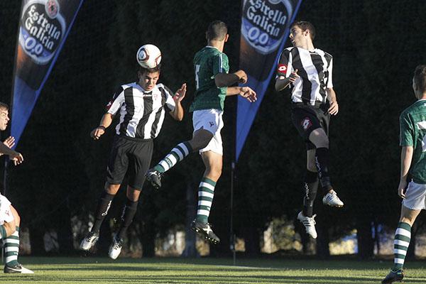 TEMA: Victoria vs Racing de Ferrol.FECHA: 12/09/2012.FOTO: Jose Sanchez