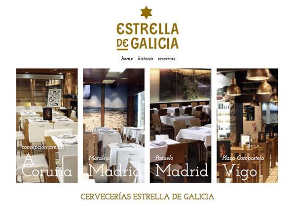 web e de galicia