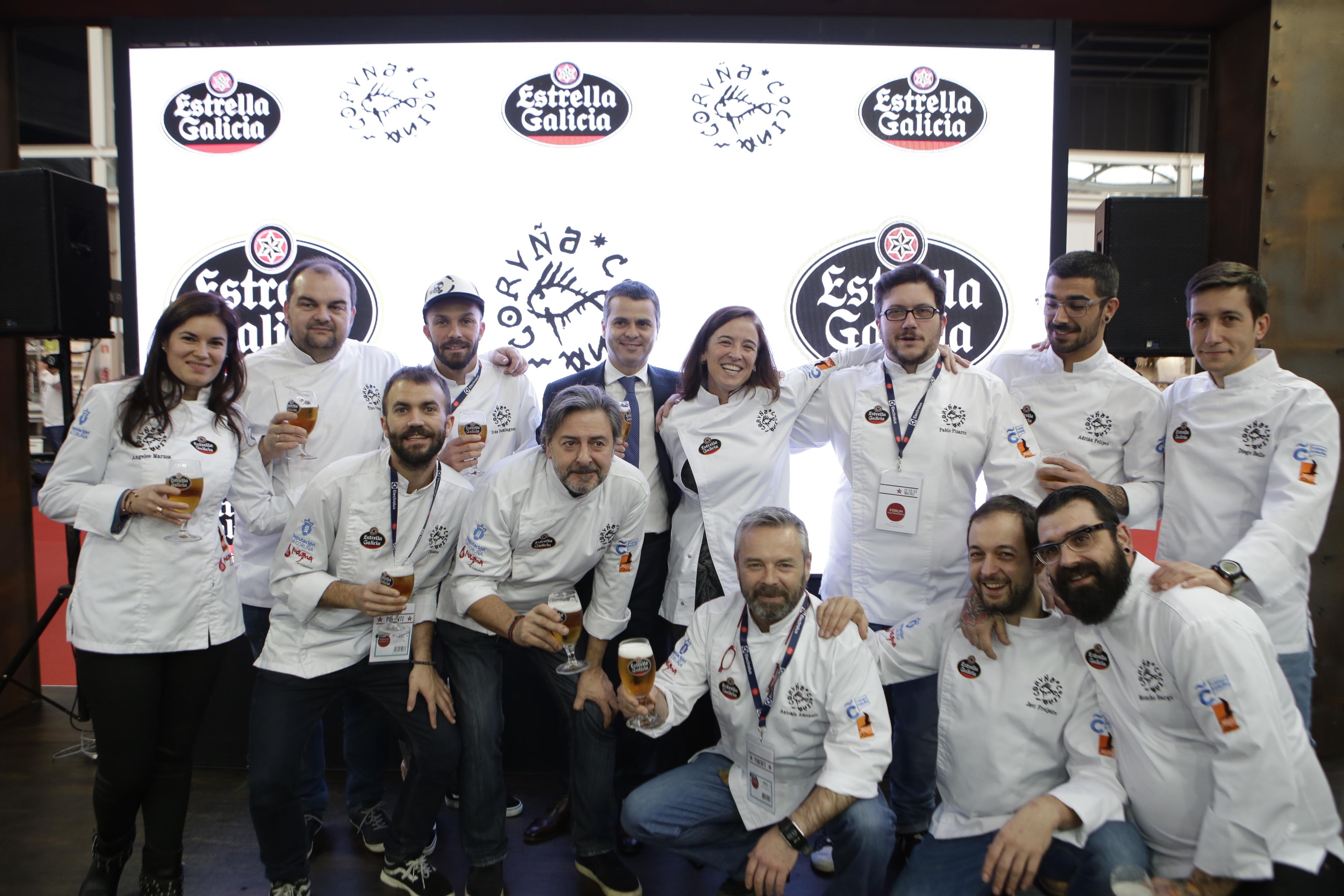 Coruña Cociña- Hijos de Rivera