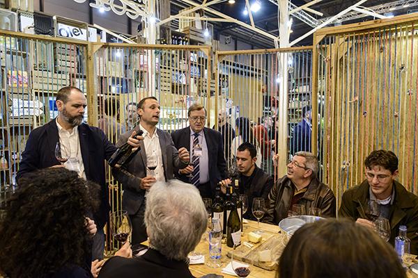 Stand Mercado de la Cosecha en el Salon de Gourmets