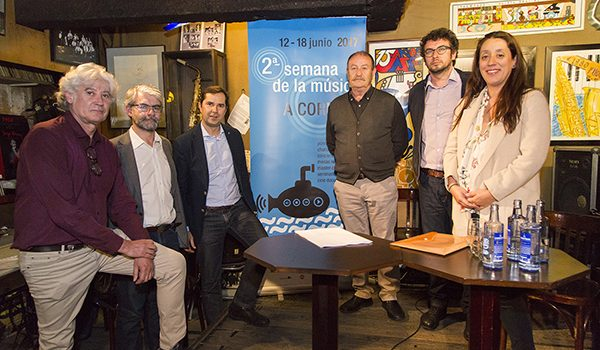 Presentación de la Semana de la Música de A Coruña