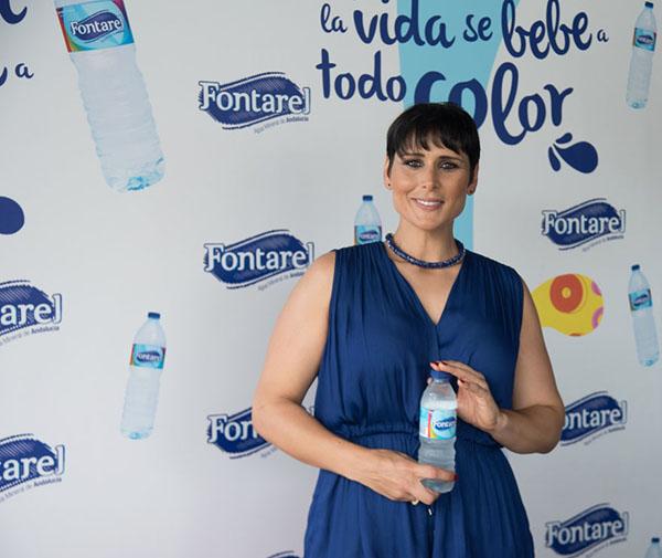 Nueva campaña de Rosa López con Fontarel