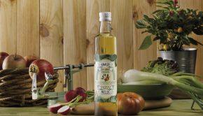 Vinagre de sidra ecológico Maeloc