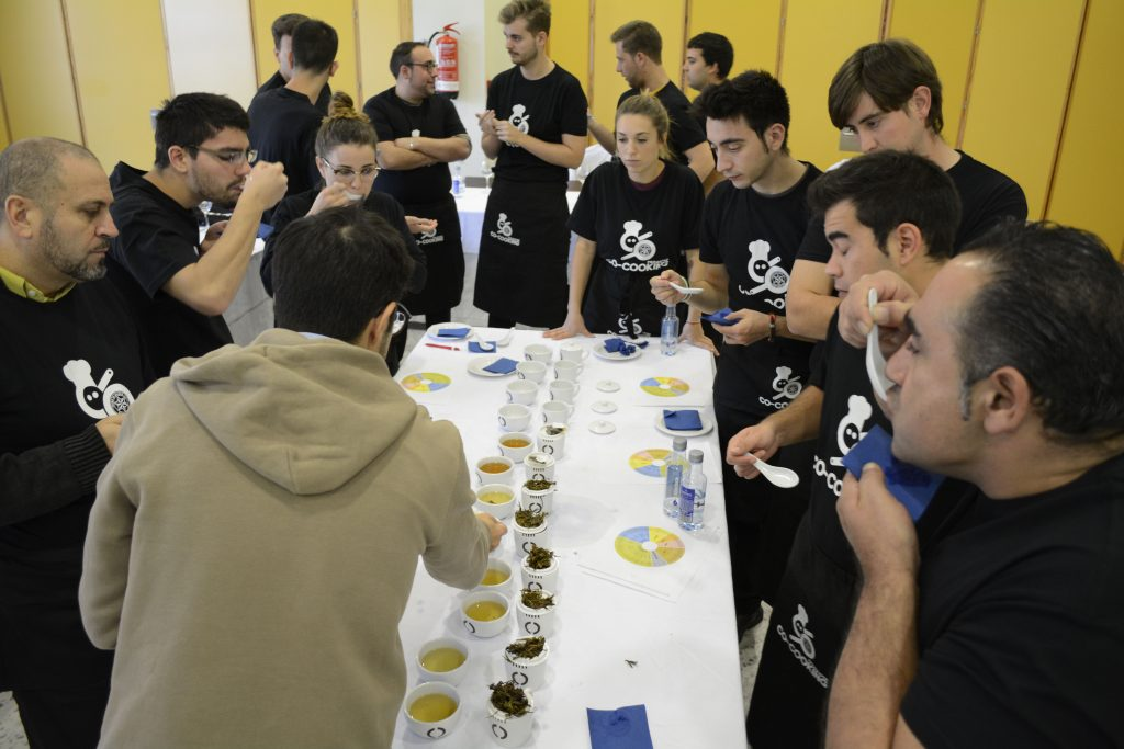 Taller Co-cooking con Orballo