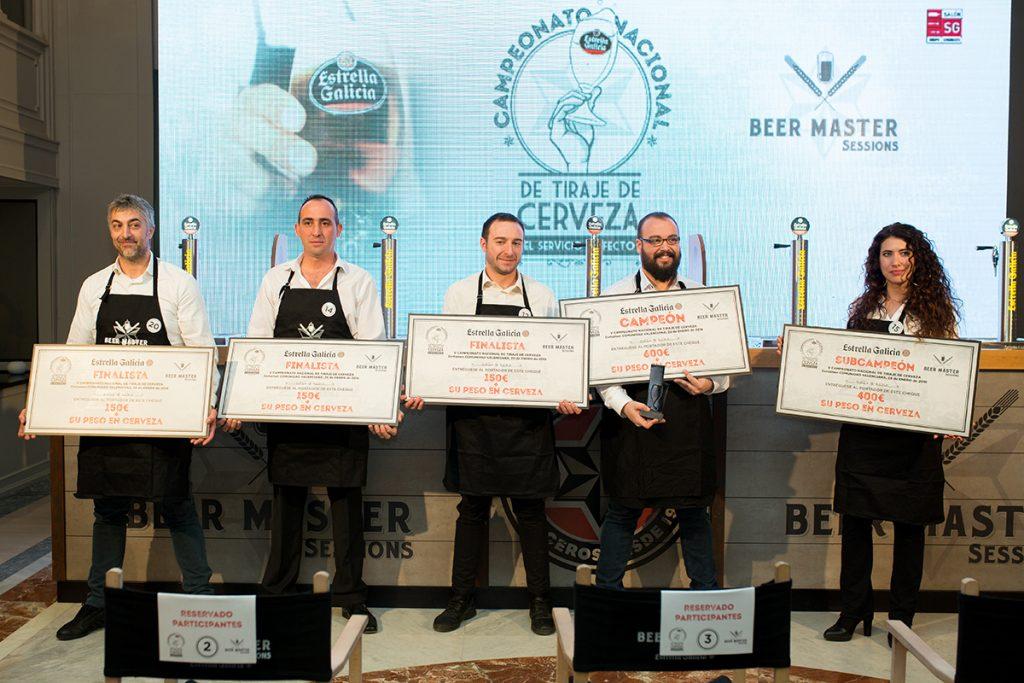 BMS Valencia - finalistas