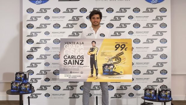 Carlos Sainz evento Madrid