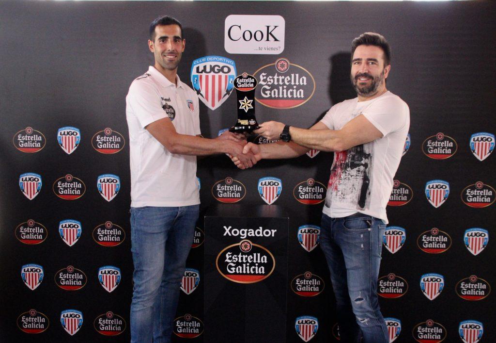 Carlos Pita Jugador Estrella Galicia Lugo