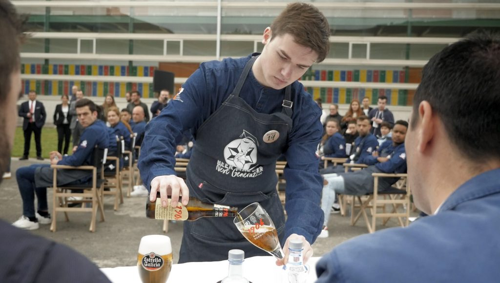 Campeón Beer Master Next Generation