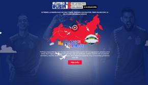 Campaña Cabreiroá Selección Española de Fútbol 2018