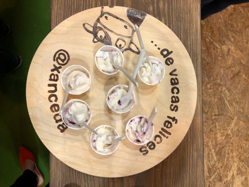 Casa Grande de Xanceda stand Mercado de la Cosecha - Salón de Gourmets 2018