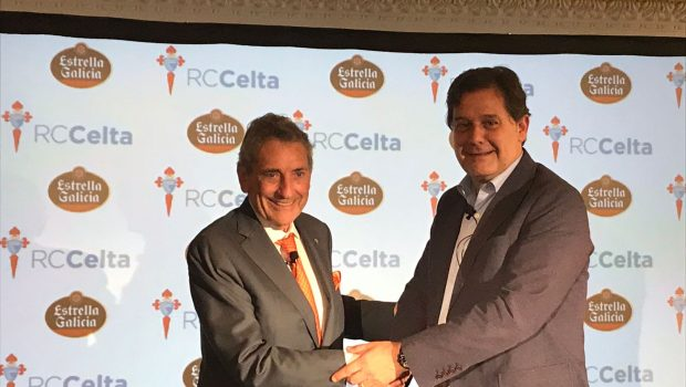 Nuevo compromiso entre Celta y Estrella Galicia