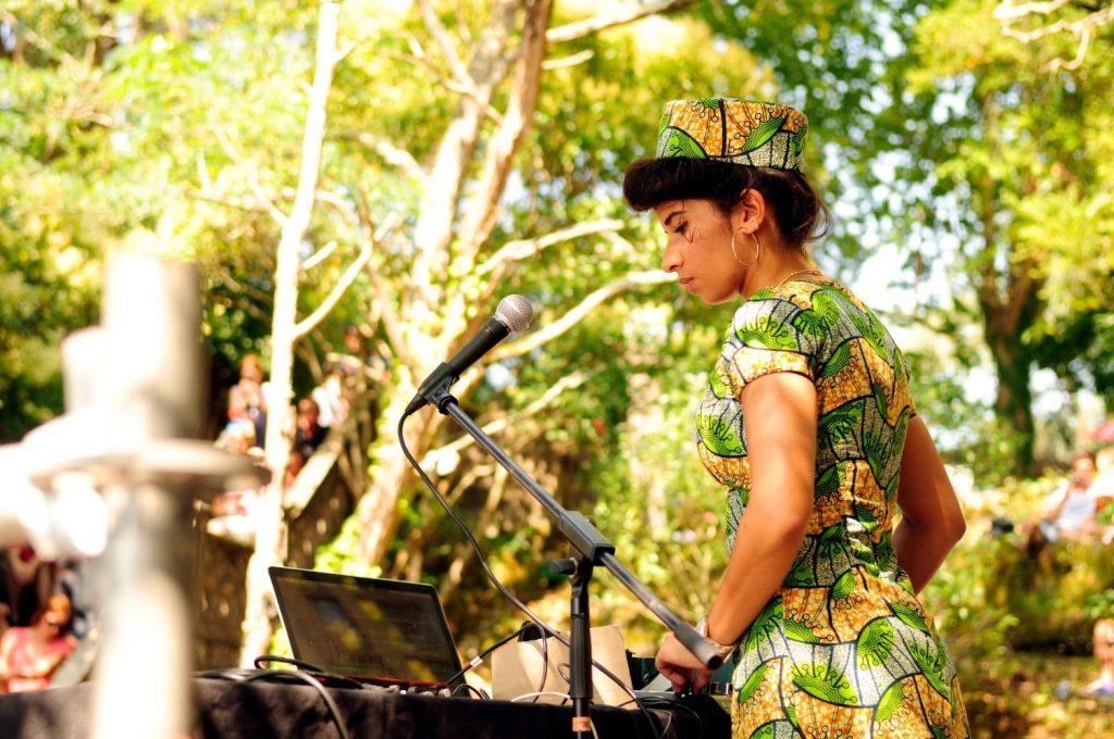 Festival en la Isla de San Simón