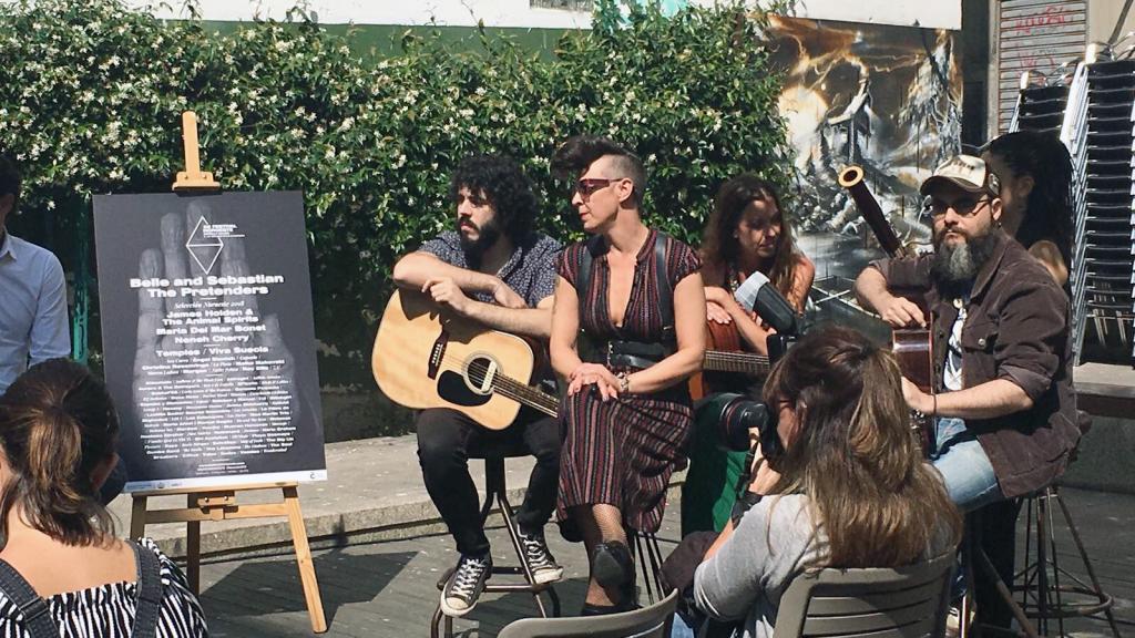 Presentación Festival Noroeste Estrella Galicia Artistas
