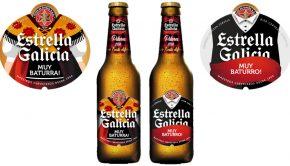 Estrella Galicia celebra Los Pilares vestida de baturro